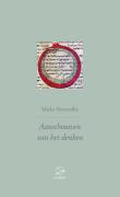 Boeken Aanschouwen van het denken - 9789075240245