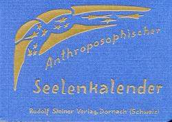 Boeken van Rudolf Steiner Anthroposophischer Seelenkalender Leinen - 9783727452284