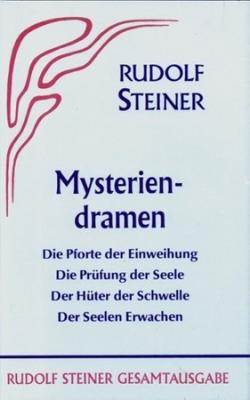 Boeken van Rudolf Steiner Vier Mysteriendramen GA 14 - 9783727401404