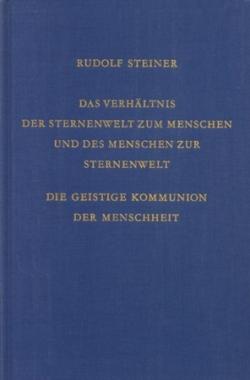 Boeken van Rudolf Steiner Das Verhältnis der Sternenwelt zum Menschen und des Menschen zur Sternenwelt (Ln) GA 219 - 9783727421907