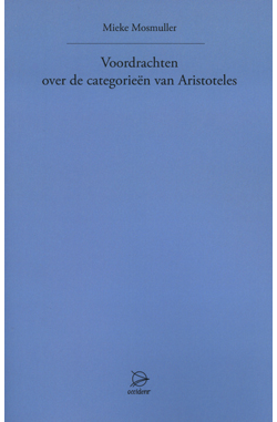 Boeken Voordrachten over de Categorieën van Aristoteles - 9789075240306
