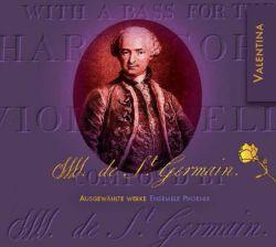 CD's und Noten des Grafen von Saint Germain Die Musik des Grafen von Saint Germain – CD 3 - Ehn 84061