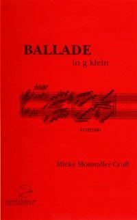 Boeken Ballade in g klein - 9789075240078