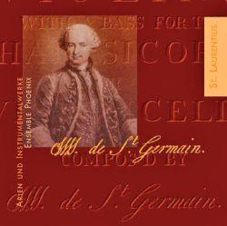 CD's und Noten des Grafen von Saint Germain Die Musik des Grafen von Saint Germain – CD 2 - Ehn 84054