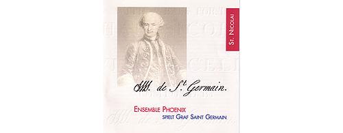 Die Musik des Grafen von Saint Germain – CD 1, Ehn 84053
