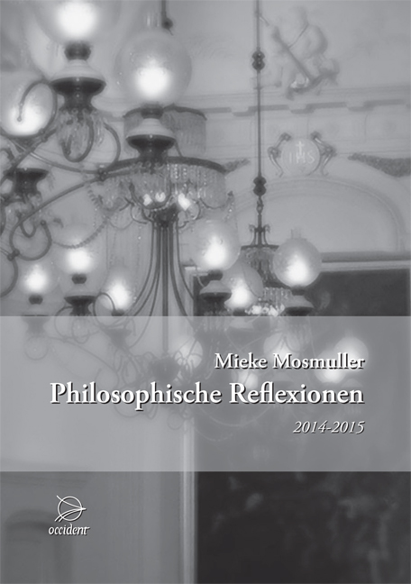 Philosophische Reflexionen 2014 - 2015, 9783000502620